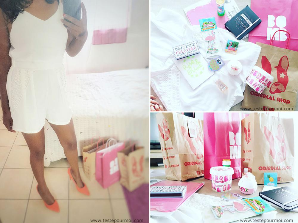 bomb-cosmetic-vetement-shopping-party-or