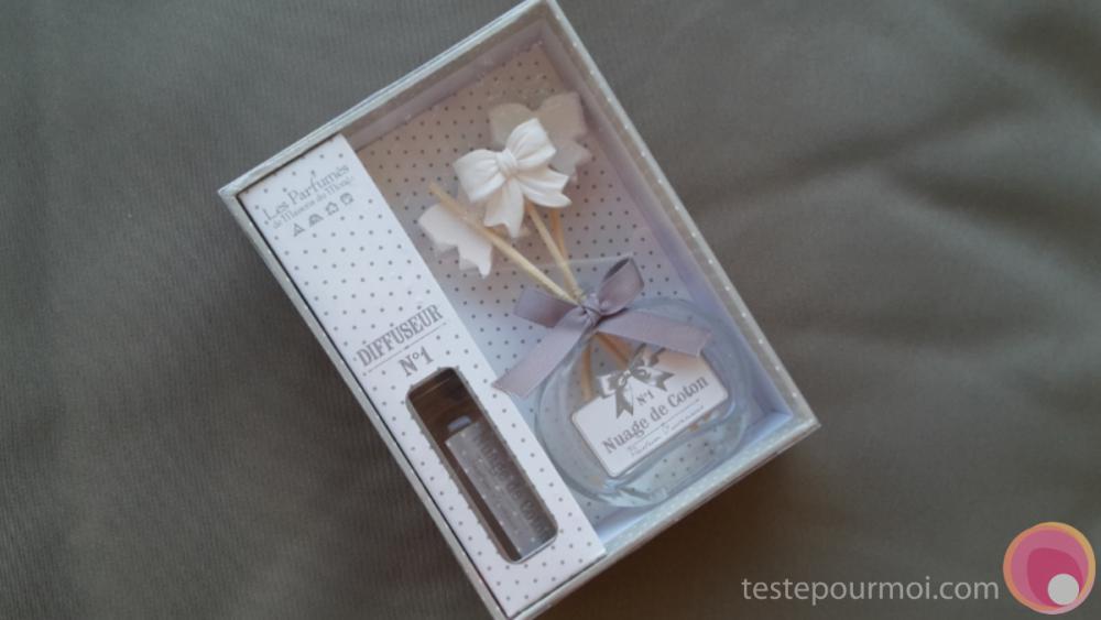 j 39 ai test pour vous le diffuseur les parfum s de maisons du monde. Black Bedroom Furniture Sets. Home Design Ideas