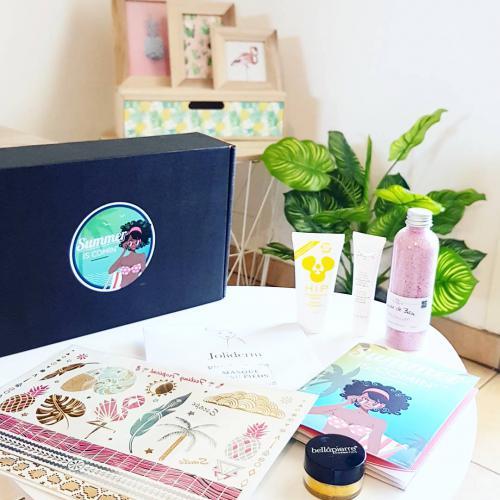 Nout'Box, la nouvelle box beauté ici à La Réunion ! (Code promo)