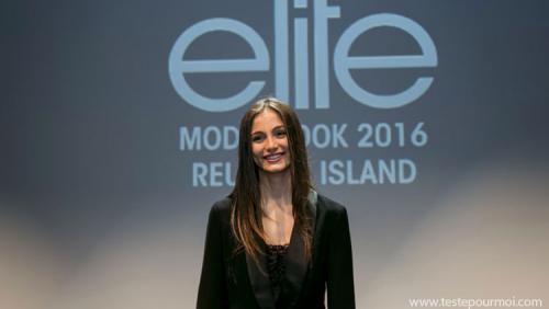 Dans les coulisses de Elite Model Look Réunion Island, Kiara lauréate 2016